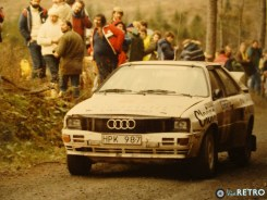 RAC Rally 1985 - 5