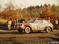 RAC Rally 1985 - 53