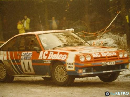RAC Rally 1985 - 55