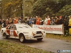 RAC Rally 1985 - 58