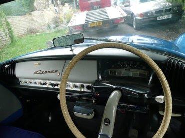 1960 Citroen ID19 - 5
