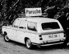 BMW 1500 Baur