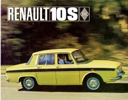 Renault 10S 1970 Page 1