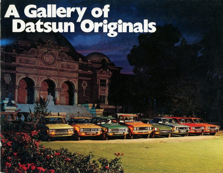 How About 4,000 Datsun Spare Parts from the Seventies? | ViaRETRO