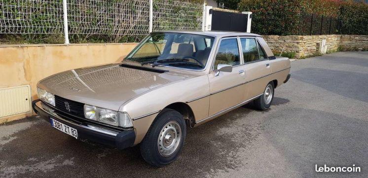1976 Peugeot 604SL - 1