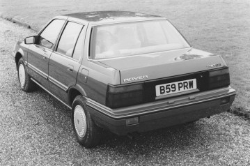 Rover 200 SD3