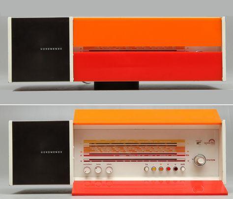 Nordmende Spectra Futura S Radio – 1968