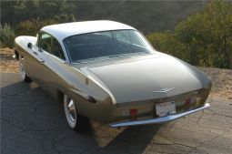 Cadillac Coupe deVille 1959