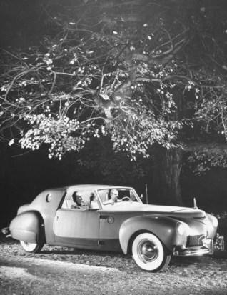 Raymond Loewy Lincoln design