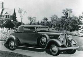 Humpmobile 1934