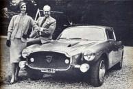 Raymond Loewy Lancia Flaminia Loraymo – 1960