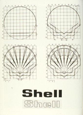 Shell logo 1962