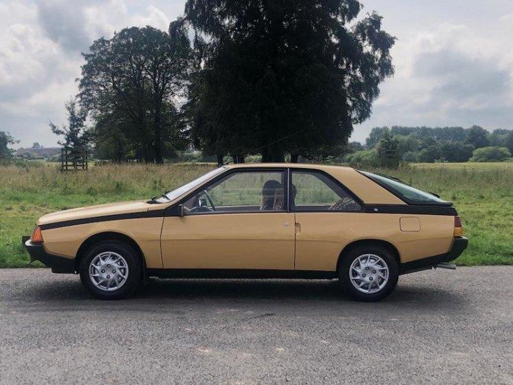 1984 Renault Fuego TL - 2