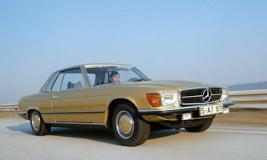 Mercedes Benx C107