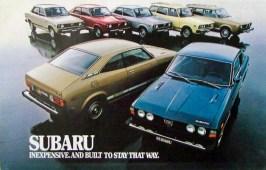 Subaru 1978