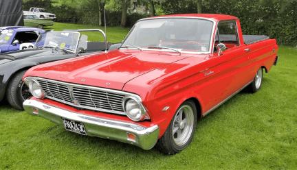 Prescott Anglo American 20191965 Ford Ranchero