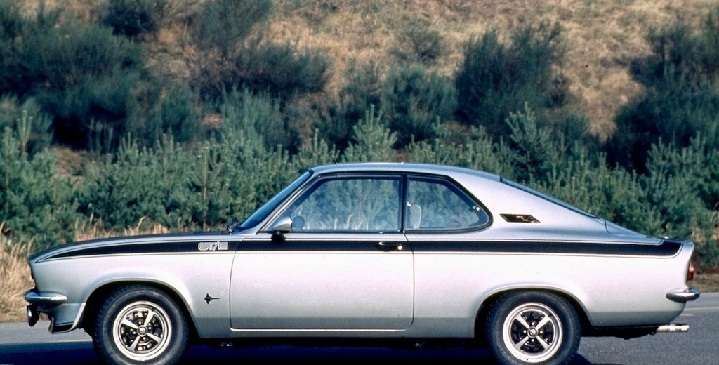 50 Years Of The Opel Manta A Viaretro