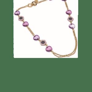 Linea Etnica Cristal collana 11 Collana 11 wp ss 20170301 0036