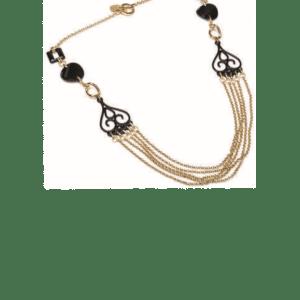 Linea Etnica Cristal collana 14 Collana 14 wp ss 20170301 0039