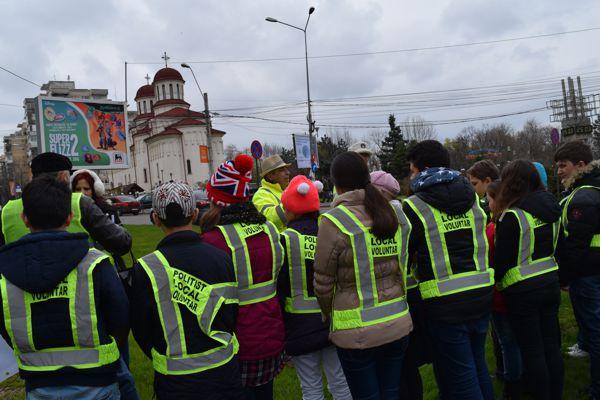 Politisti locali voluntari