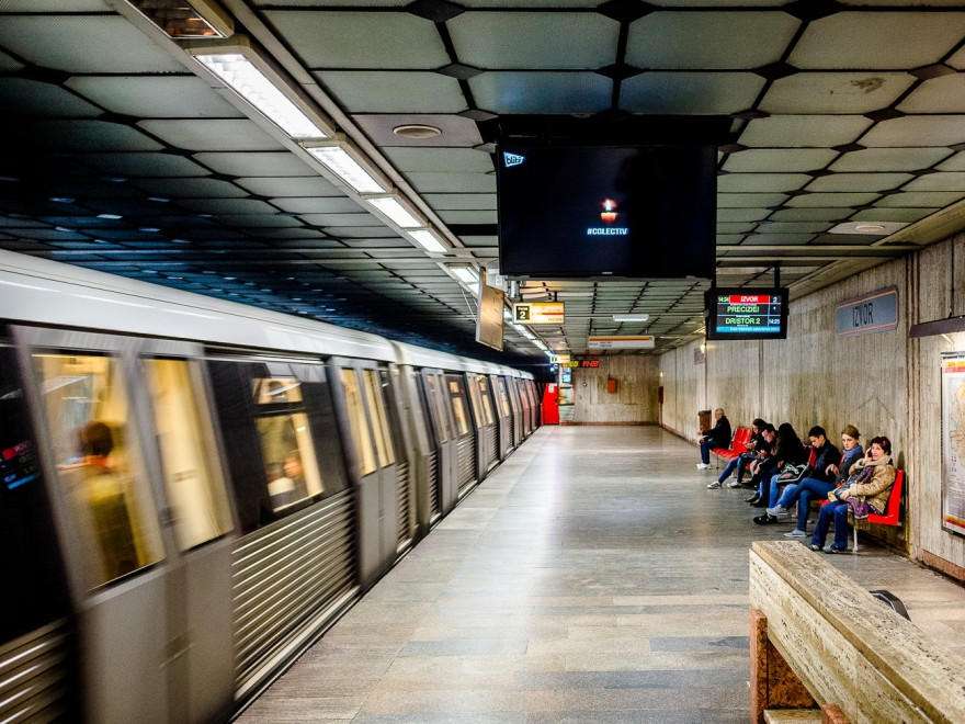 Metrorex anunță program special de Revelion