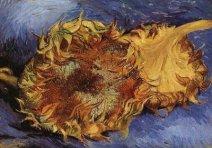 vincent-van-gogh-doua-floarea-soarelui-taiate-1887
