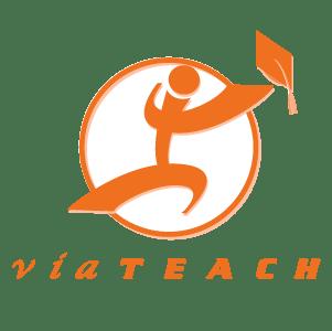 Via Teach Logo