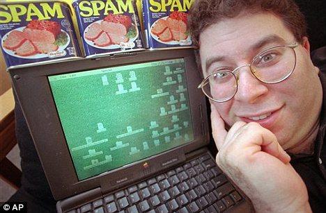 rey del spam