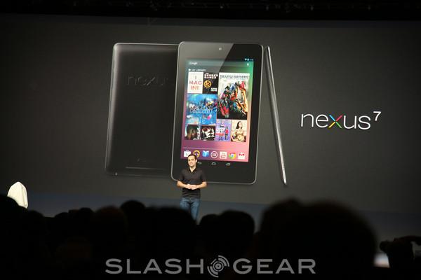 Nexus 7 (Slashgear)