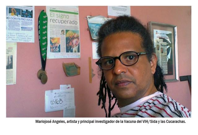 Mariojosé Angeles