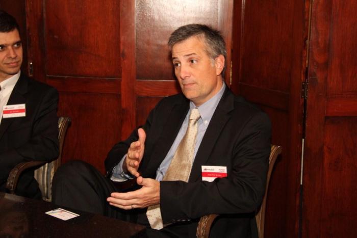 Director general para el Caribe y Centroamérica de AVAYA