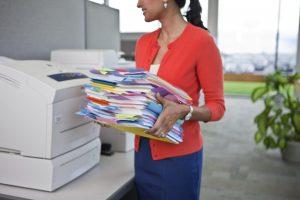 Escaneo documentos