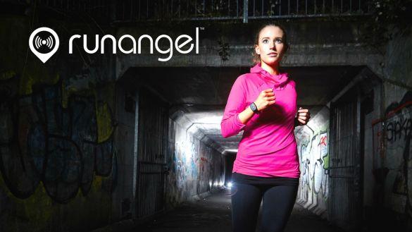 run angel