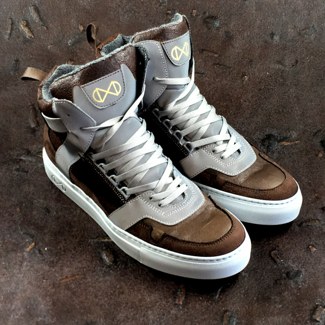 at 2 Coffee Sneaker Line 7