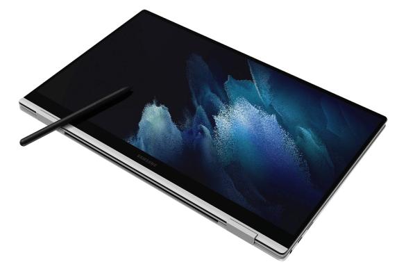 Galaxy Book Pro 360 15inch Mystic Silver