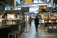 Mercat al centre Vulkan: un bon lloc on menjar a Oslo