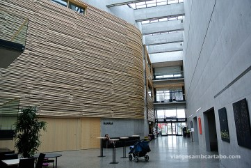 Centre Hof vestíbul
