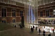 L'atri del Rijksmuseum de nit