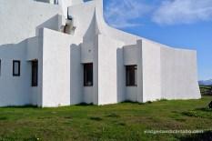 Stykkishólmur església finestres