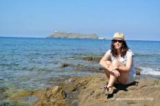 Cap Corse Illa de la Giraglia