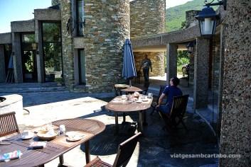U Castellu Piattu esmorzar