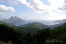 Col de la Croix vistes mar