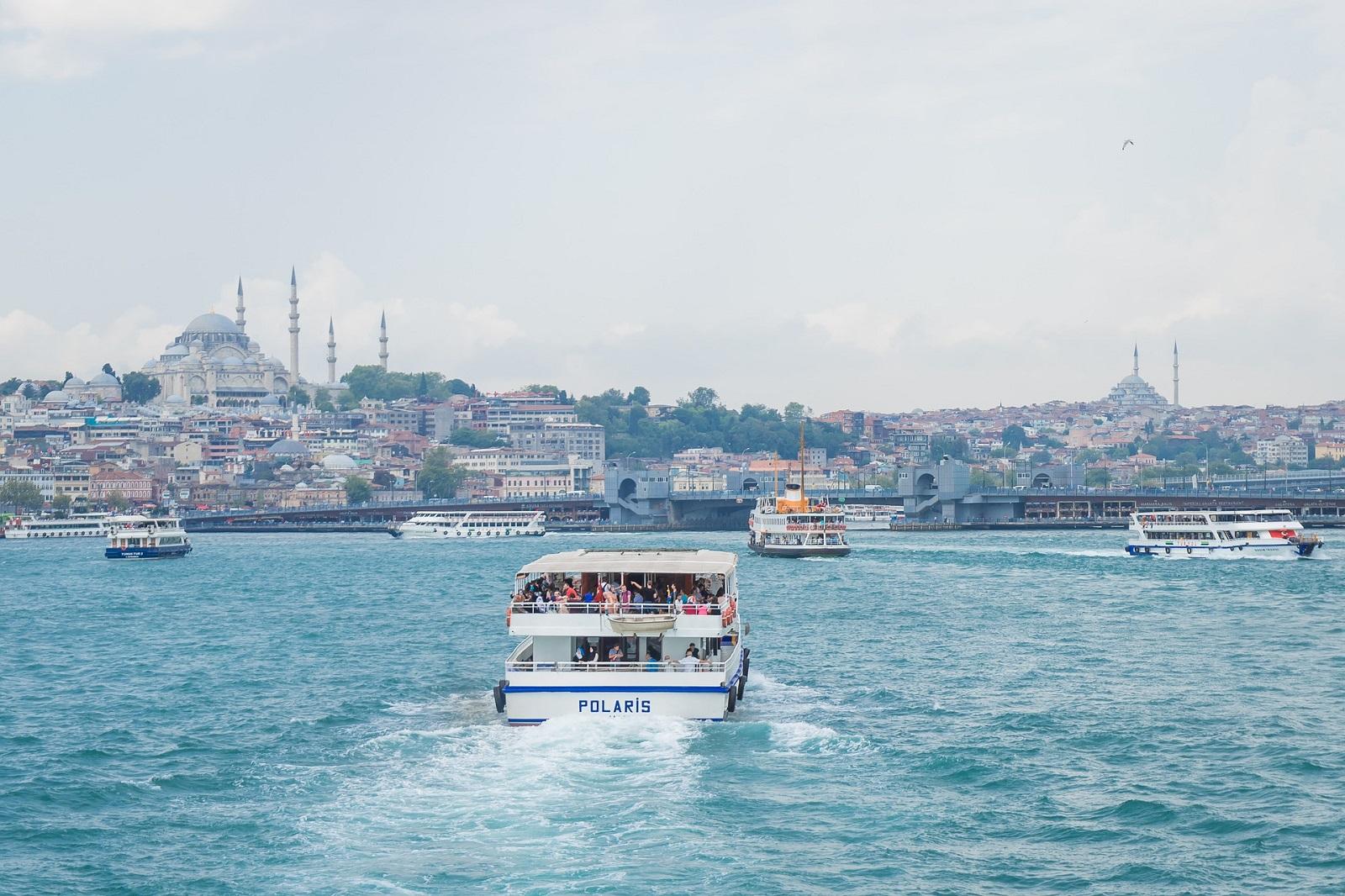 istanbul bosfor