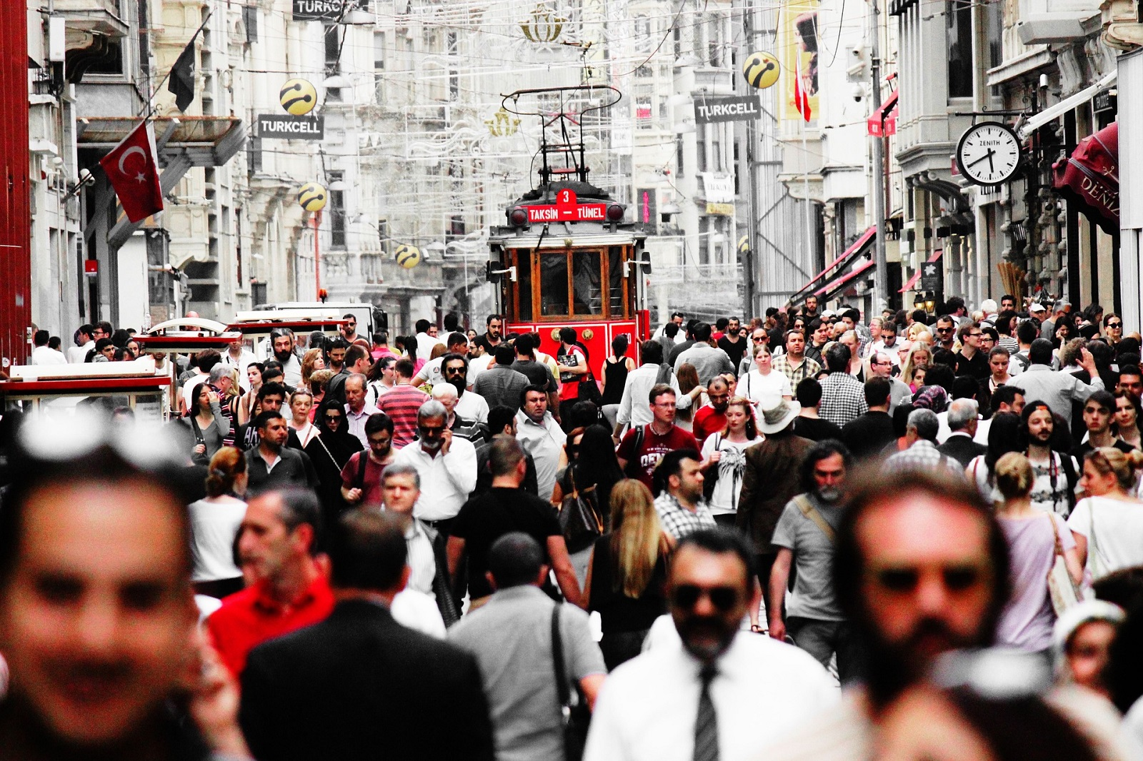 istanbul carrer