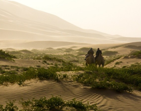 El desert del Gobi & Karakorum