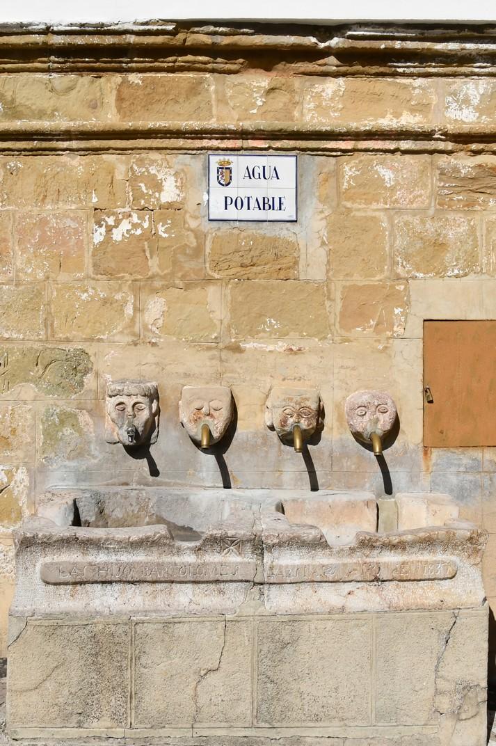 Font de la Plaça d'Espanya de Grazalema