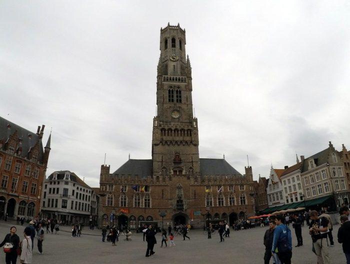Campanar de Bruges