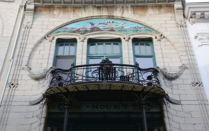 Les Mouettes Antwerp