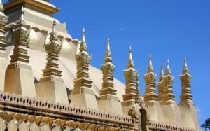 2009-08-27 (detall stupa Vientiane)