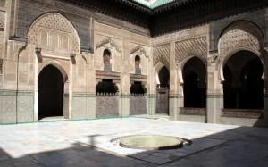 2016-05-24 (pati madrassa Bou Inania)